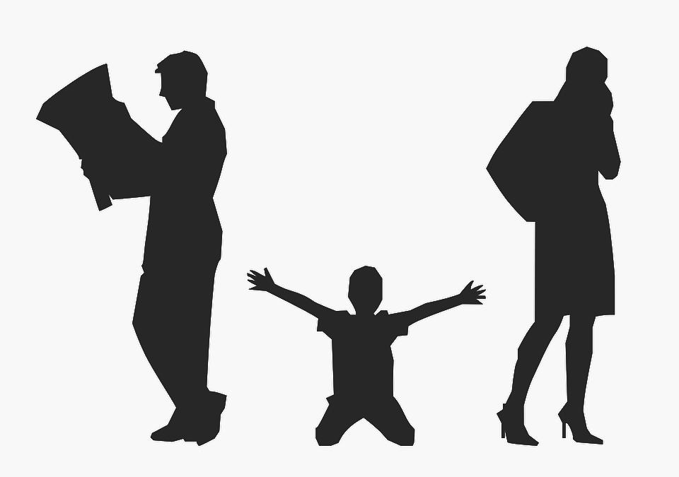 #Scheidung und #Trennung der Eltern. Wenn Eltern sich trennen, kann das für Kinder sehr belastend sein.  11 Tipps, die Eltern im Umgang mit ihren Kindern beachten können.
