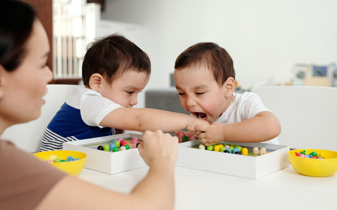 Wie Kinder Gefühle regulieren lernen