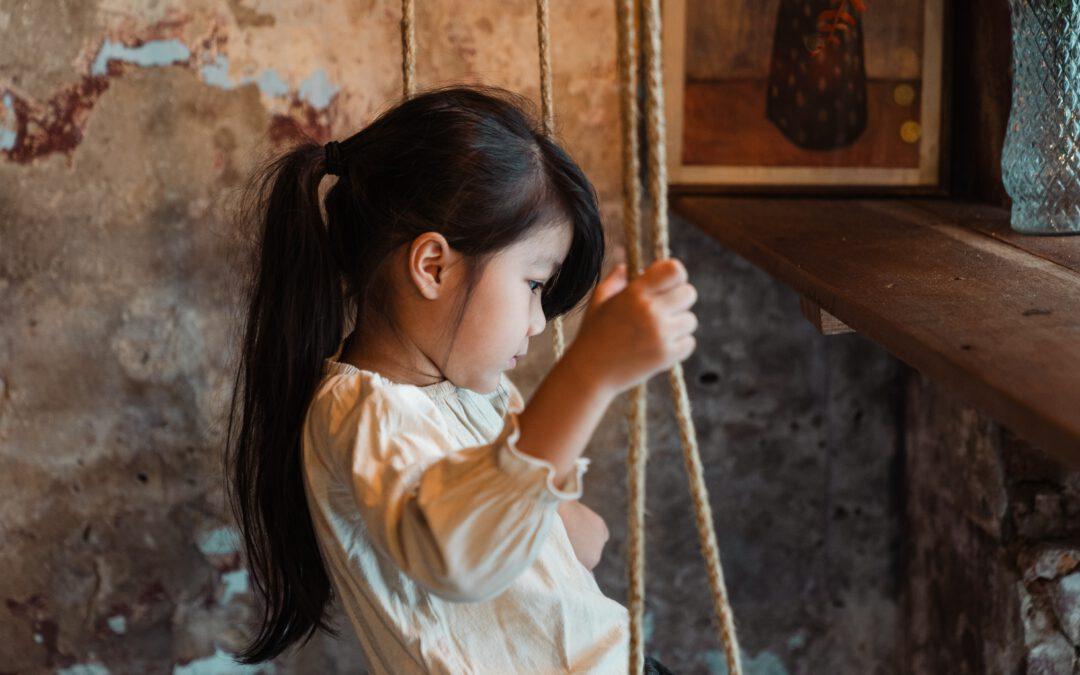 Umgang mit Traurigkeit bei Kindern
